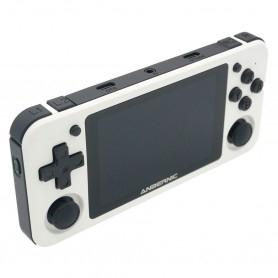 Anbernic RG351P handheld console - White - left