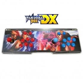 2 Player Arcade Console - Pandora Box DX - SF5 Kazuma