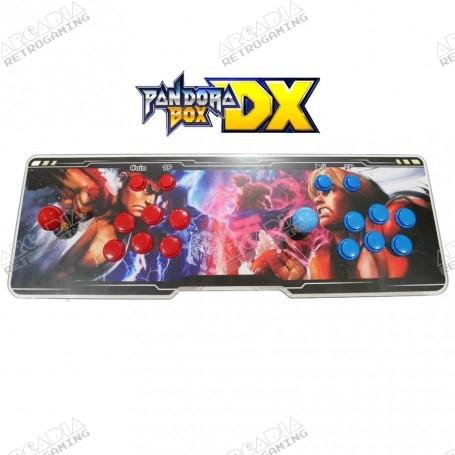 Console Arcade 2 joueurs - Pandora Box DX - SF5 Kazuma