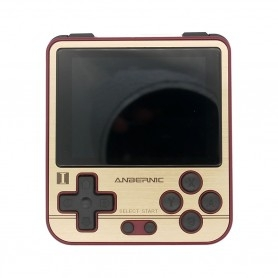Anbernic RG280V Vertical handheld console - Gold
