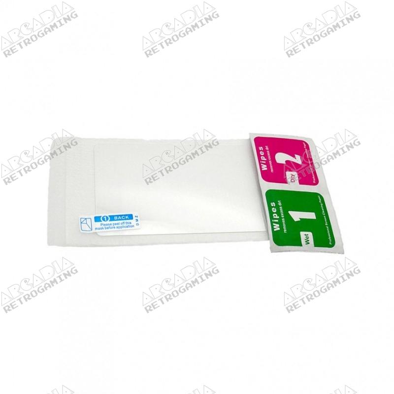 Protection écran verre trempé console RG351P / RG351M