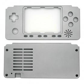 Aluminum case for Odroïd Go Advance Black Edition - Gray