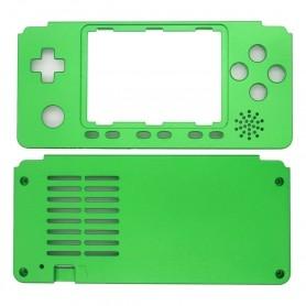 Aluminum case for Odroïd Go Advance Black Edition - Green
