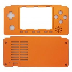 Aluminum case for Odroïd Go Advance Black Edition - Orange