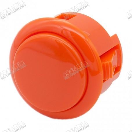 Bouton Sanwa OBSF-30 - Orange