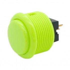 Seimitsu button PS-14-GN - KEIKOU Yellow