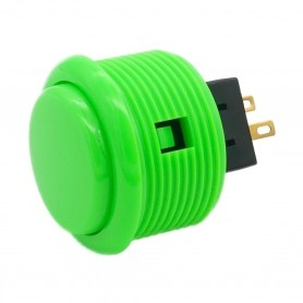 Seimitsu button PS-14-GN - KEIKOU Green