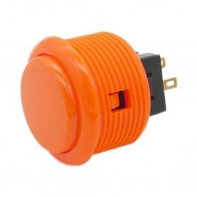 Seimitsu button PS-14-GN - KEIKOU Orange