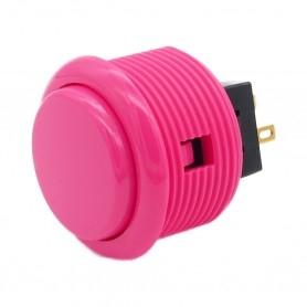 Seimitsu button PS-14-GN - KEIKOU Pink