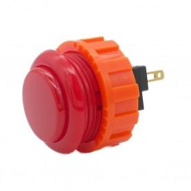 Sanwa OBSN-24 Button - Red