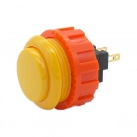 Sanwa OBSN-24 button - Yellow