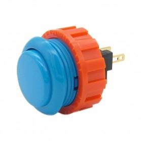 Sanwa OBSN-24 Button - Blue