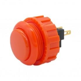 Sanwa OBSN-24 Button - Orange