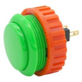Sanwa OBSN-30 Button - Green