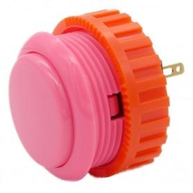 Sanwa OBSN-30 button - Pink
