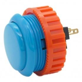 Sanwa OBSN-30 button - Blue