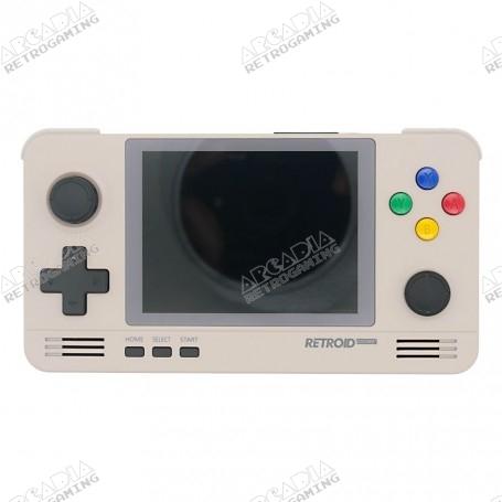 Console Portable Retroid Pocket 2 - Grise (SNES)