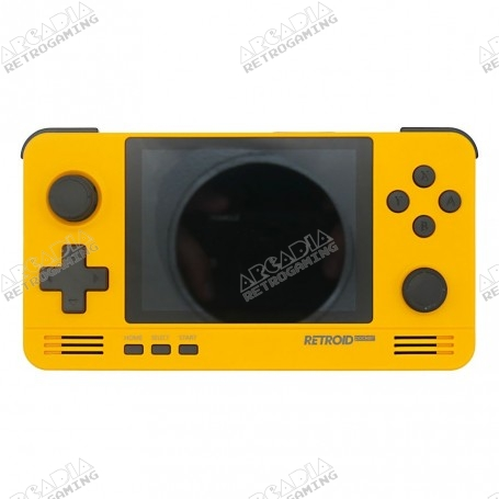 Console Portable Retroid Pocket 2 - Jaune