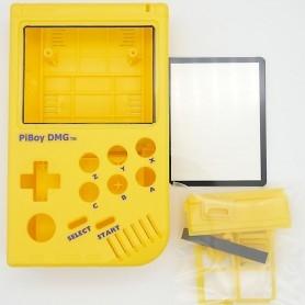 Piboy DMG case - Yellow