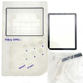 Boitier Piboy DMG - Transparent