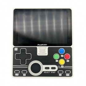 Vertical handheld console Powkiddy RGB20 GRAY