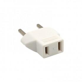 USA plug adapter to France - USA plug