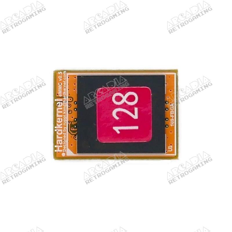 Module EMMC 128Gb pour Odroid N2/N2+ ou H2/H2+