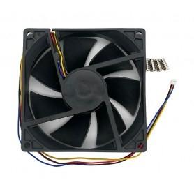 92mm Odroid H2 + fan
