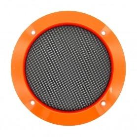 Speaker grille 120mm - Orange