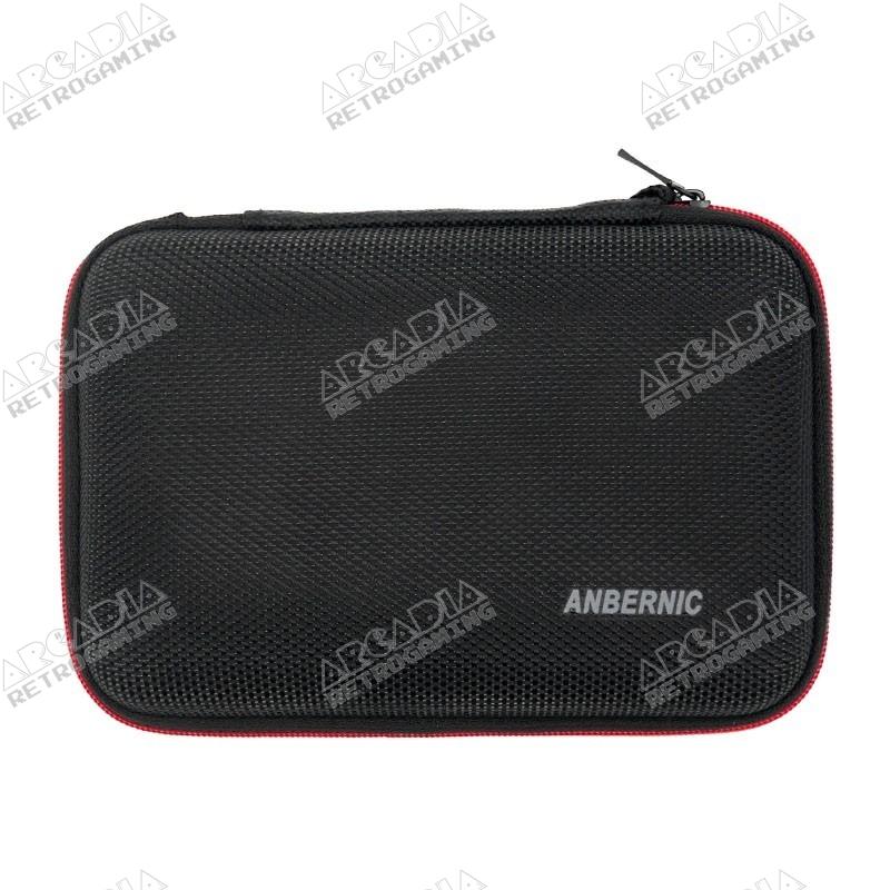 Anbernic RG351V / Powkiddy RGB20 Hard Carrying Case - Black