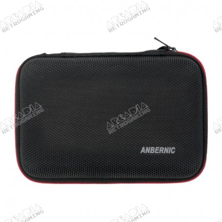 Housse de transport rigide Anbernic RG351V / Powkiddy RGB20 - Noire