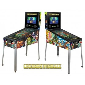 Digital Pinball (Pincab) Pinball Legends