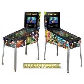 Flipper numérique (Pincab) Pinball Legends
