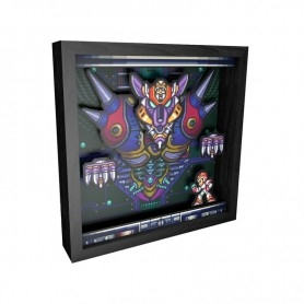 Pixel Frames - Mega Man