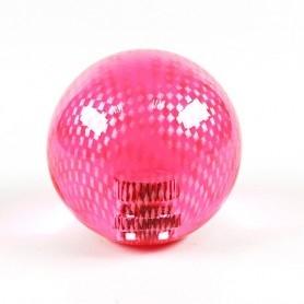 Transparent KORI MESH joystick balltop Pink