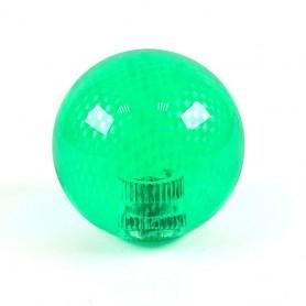 Poignée Joystick ronde KORI MESH transparente Vert