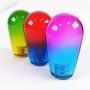Poignée Joystick Poire KORI transparente - Bi-Color