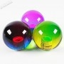 Poignée Joystick ronde KORI transparente - Bi-color