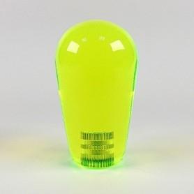 Transparent KORI joystick battop - Yellow