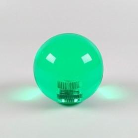 Transparent KORI joystick balltop - Green