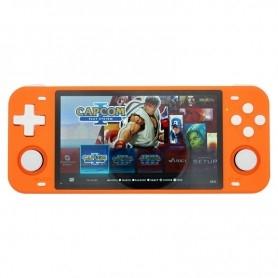 Powkiddy RGB10 MAX Orange Handheld Console