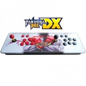 2 Player Arcade Console - Pandora DX - SF5 RYU