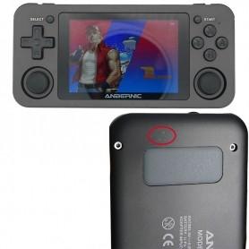 Bon plan - Console Portable Anbernic RG351M - Noire - Micro Rayure