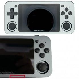 Bon Plan - Console Portable Anbernic RG351M - Space Grey - défaut peinture sous écran