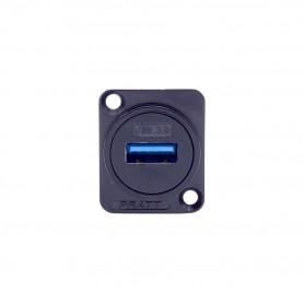 Prise façade USB 3