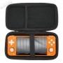 Housse de transport rigide - Powkiddy RGB10 MAX avec console