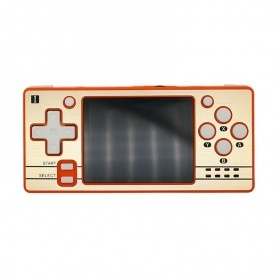 Powkiddy Q20 mini handheld console - Orange