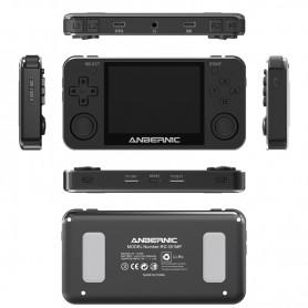 Anbernic RG351MP handheld Console - Matt Black