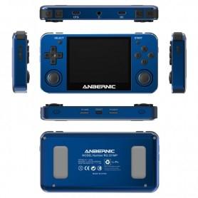 Console Portable Anbernic RG351MP - Ocean Blue