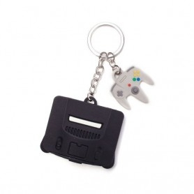 Nintendo Keychain - N64